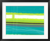 Aquatic Breeze 2 Framed Print