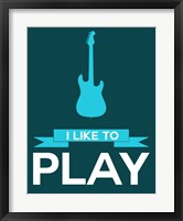 Framed I Like to Play 8