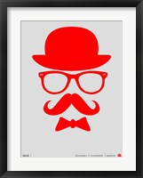 Framed Hats Glasses and Mustache 2