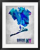 Framed Queens New York