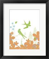 Spring's Sweet Spell II Framed Print