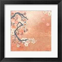 Framed Tokyo Cherry I