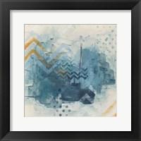 Watershed I Framed Print