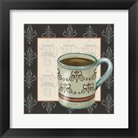 Coffee Break II Framed Print