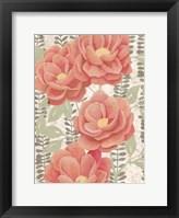 Summer Gardens II Framed Print