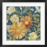 April Flowers II Framed Print
