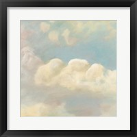 Cloud Study I Framed Print