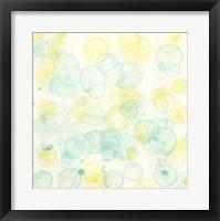 Ocean Tetra I Framed Print