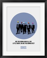 Framed Dogs 1