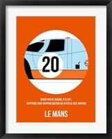 Framed Le Mans 1