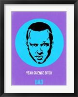 Framed Yeah Science 1