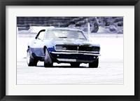 Framed 1968 Chevy Camaro