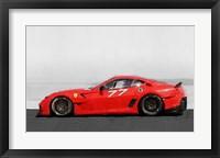 Framed 2006 Ferrari 599 GTB Fiorano