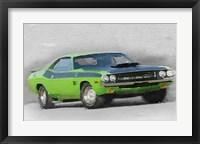 Framed 1970-TA-Challenger