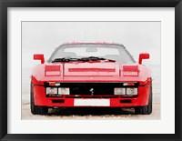 Framed 1980 Ferrari 288 GTO Front