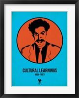 Framed Cultural Learnings 1