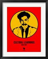 Framed Cultural Learnings 2