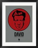 Framed David 1