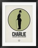 Framed Charlie 1