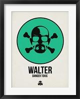 Framed Walter 1