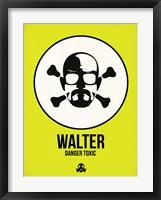 Framed Walter 2