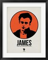 Framed James 1