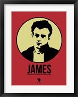 Framed James 2