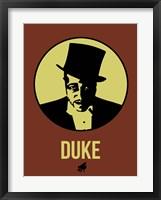 Framed Duke 1