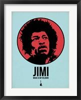 Framed Jimi 2