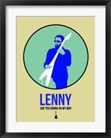 Framed Lenny 2