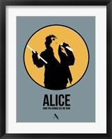 Framed Alice