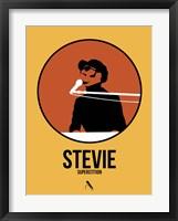 Framed Stevie