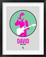 Framed David
