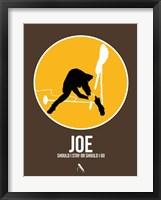 Framed Joe