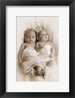 Framed Twins