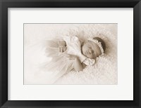 Framed Christening