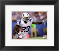 Framed Frank Gore 2015 Action
