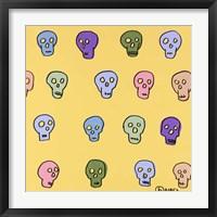 Framed Skulls