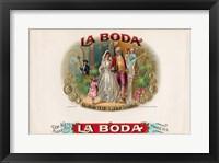 Framed La Boda
