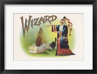 Framed Wizard