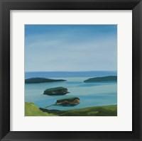 Framed Porcupine Islands