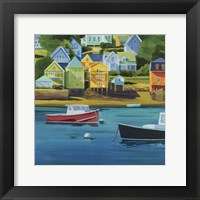 Framed Harbor