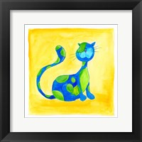 Framed Cat 3