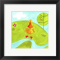 Framed Duck