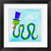 Framed Snake