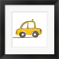 Framed Taxi
