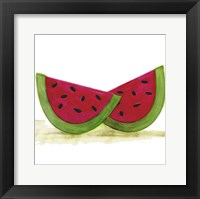 Framed Water Melon