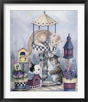 Framed Cat Carousel