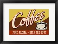 Framed Coffee Fine Aroma