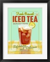Framed Iced Tea 2